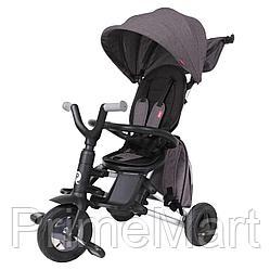 Велосипед QPlay S700 Nova + Air Black