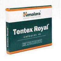 Тентекс Роял,10 капсул, Tentex Royal HIMALAYA, для поддержания активной сексуальной жизни до глубокой старости