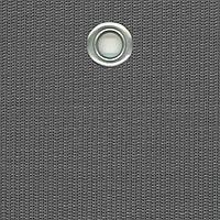 Сетка затеняющая из текстилена TEXSTYLE PRIVE 580 г/м2 1x25 м, цвет сталь