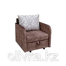 """Кресло-кровать """"Непал-2"""" Ткань Дублин 5+Аркон 3"""