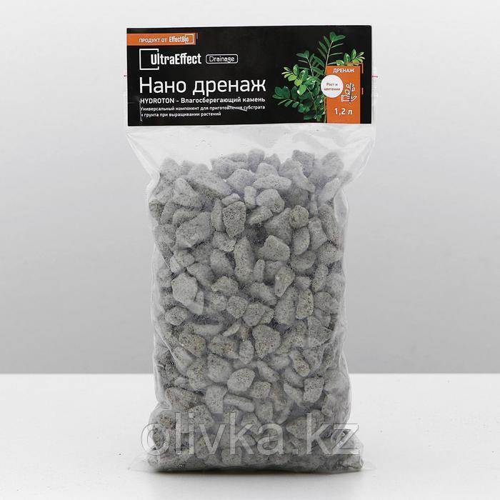 НаноДренаж  субстрат UltraEffect EcoLine, 1,2 л