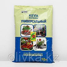 Почвогрунт KEVA BIOTERRA Универсальный, 10 л