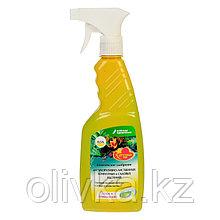 """Удобрение комплексное жидкое """"Чудо спрей"""" для Декоративно-лиственных растений, 0,5 л"""