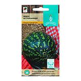 """Семена Арбуз """"Астраханский"""", среднеспелый, плоды округлые, до 10 кг, мякоть красная, 10 шт, фото 2"""