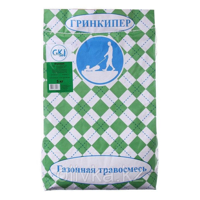 """Газонная травосмесь """"Игровая"""",  5 кг"""