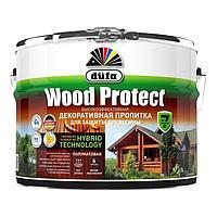 Пропитка düfa для защиты древесины WOOD PROTECT, бесцветная, полуматовая
