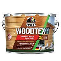 Пропитка düfa для защиты древесины WOOD TEX, бесцветная, полуматовая, 3л