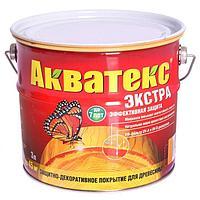 Защитно-декоративное покрытие для древесины, калужница, 3 л