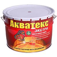 Защитное текстурное покрытие для древесины, орех, 10 л