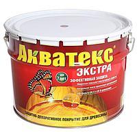 Защитное текстурное покрытие для древесины, тик, 10 л