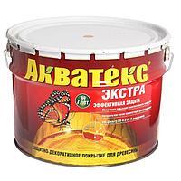 Защитно-декоративное покрытие для древесины, калужница, 10 л