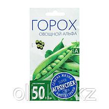 """Семена Горох овощной """"Альфа"""", раннеспелый, 10 г"""