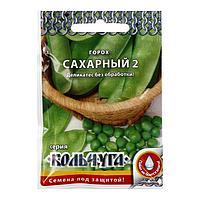 """Семена Горох """"Сахарный 2"""", серия Кольчуга NEW, 6 г"""