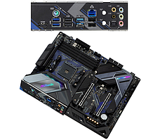 Материнская плата ASRock B550 EXTREME4 AM4 4xDDR4 6xSATA3 1xM.2 HDMI ATX