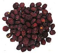 Боярышник плоды (кроваво-красный), меш 25 кг (Китай)