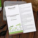 """Набор для выращивания Микрозелени """"BioCraft"""", фото 2"""