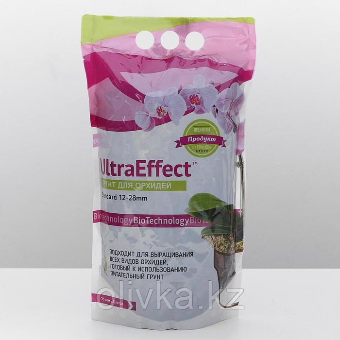 Грунт для орхидей UltraEffect Standard 12-28mm, 2,5 л