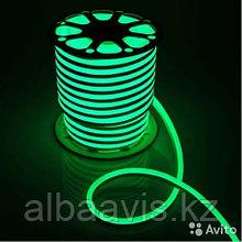 Холодный неон 24х14 мм. матрица SMD 3528, 220в Flex LED Neon , гибкий неон, холодный неон, неоновая лента