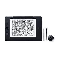 Графический планшет Wacom Intuos Pro Large Paper Edition R/N (PTH-860P-N) Чёрный