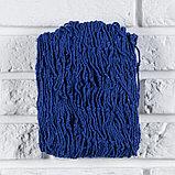Сетка 100*200 см, синяя, фото 3
