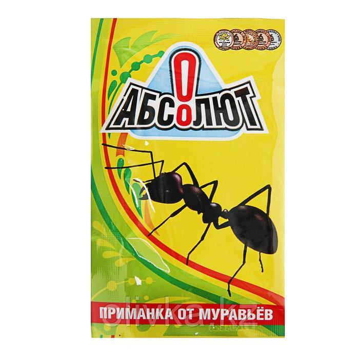 "Приманка от муравьев ""Абсолют"" 5 г"