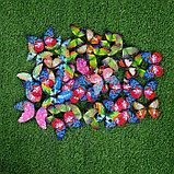 """Штекер декоративный для комнатных растений """"Бабочка"""" 5х7см, 30см, фото 4"""