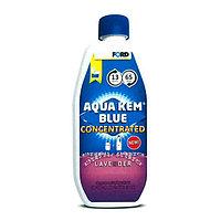 Жидкость для биотуалета «АкваКемБлю Лаванда», концентрат, 0.78 л