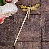 Декоративный штекер «Стрекоза», 7 × 14 см, фото 3