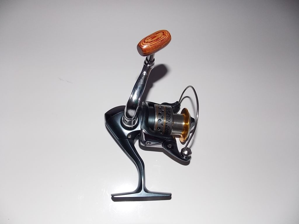 Катушка GF 3000 9+1 подшипников метал.шпуля