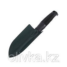 Совок посадочный, длина 32 см, толщина 0.8 мм, пластиковая ручка