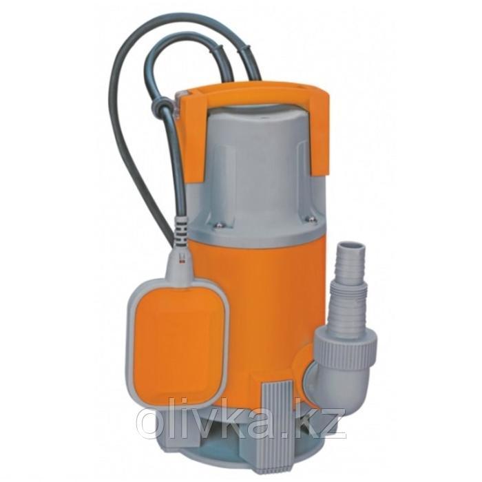 """Насос дренажный """"КРАТОН"""" DWP-13, для грязной воды, 750 Вт, напор 8 м, 215 л/мин"""