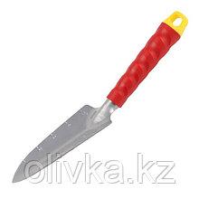 Совок посадочный, длина 31 см, пластиковая ручка, GRINDA