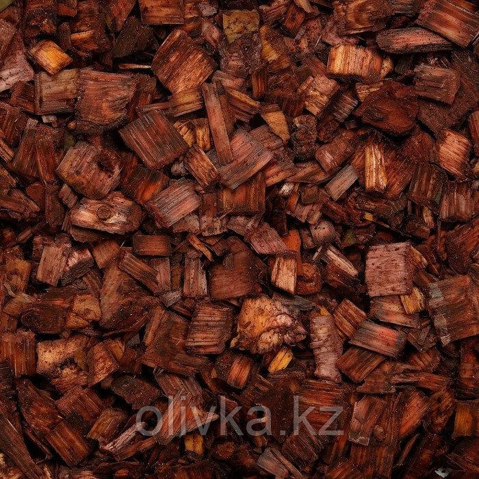 Щепа декоративная, коричневая 5л.