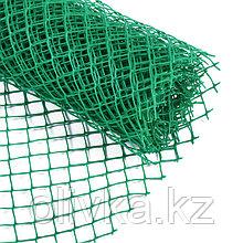 Сетка садовая, 0.5 × 5 м, ячейка 1.5 × 1.5 см, зелёная, Greengo