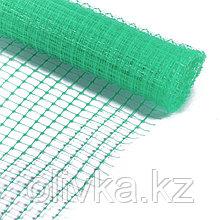 Сетка садовая, 1 × 5 м, ячейка 1,3 × 1,3 см, зелёная, Greengo