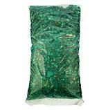 Щепа декоративная, зелёная 60л., фото 2