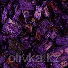 Щепа декоративная, фиолетовая 60л.
