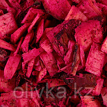 Щепа декоративная, розовая 60л.