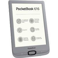 Электронная книга PocketBook PB616-S-CIS серебро