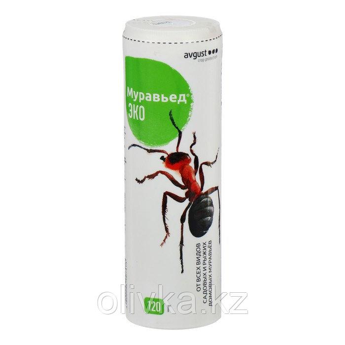 Средство от муравьев Муравьед ЭКО 120 г
