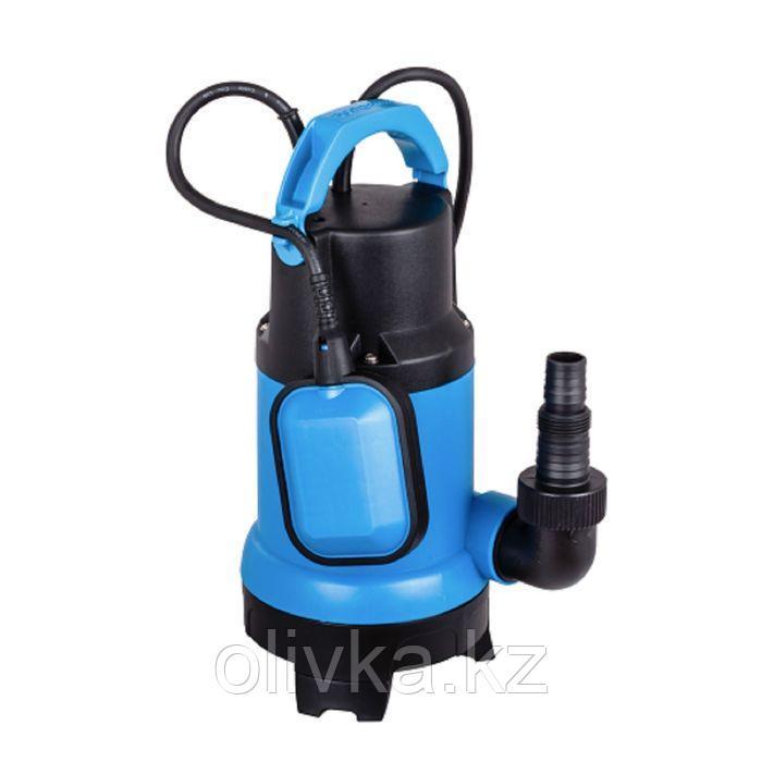 Насос дренажный Aquario ADS-1700, 280л/мин, 750 Вт, max напор 10м