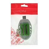 Фумигатор LuazON LRI-10, работает от USB, бело-зеленый, фото 4