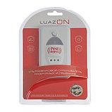 Отпугиватель насекомых и грызунов LuazON LRI-07, ультразвуковой, 200 м2, 220 В, белый, фото 6
