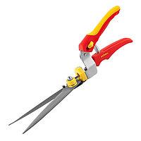 """Ножницы для стрижки травы, 14,6"""" (37 см), с поворотным механизмом, пластиковые ручки, GRINDA"""