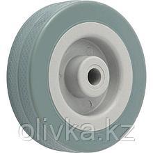 Колесо хозяйственное, диаметр 100 мм// Сибртех