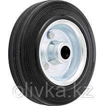 Колесо хозяйственное, диаметр 125 мм// Сибртех