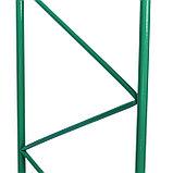 Арка садовая, разборная, 240 × 125 × 36.5 см, металл, зелёная, «Ёлочка», Greengo, фото 2