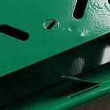 Ящик почтовый «Почта», вертикальный, с замком-щеколдой, зелёный, фото 4