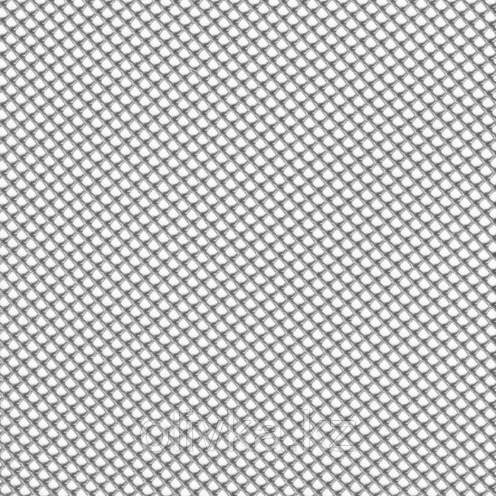 Сетка садовая, 1 × 5 м, ячейка 0,5 × 0,5 см, пластик, серая, JOLLY
