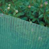 Сетка садовая, 1 × 5 м, ячейка 1,1 × 0,3 см, пластик, зелёная, MISTRAL, фото 3